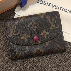 Louis Vuitton Bags - Louis Vuitton 2019 Rosalie Coin Purse Mini Wallet